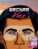 """Archer"" - Blu-Ray movie cover (xs thumbnail)"