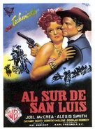 South of St. Louis - Spanish Movie Poster (xs thumbnail)