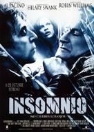 Insomnia - Spanish Movie Poster (xs thumbnail)