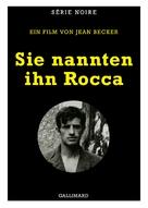 Un nommé La Rocca - German DVD cover (xs thumbnail)