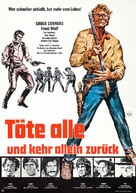 Ammazzali tutti e torna solo - German Movie Poster (xs thumbnail)