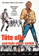 Ammazzali tutti e torna solo - German Movie Poster (xs thumbnail)