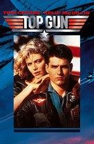 Top Gun - German Movie Cover (xs thumbnail)