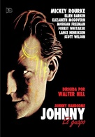 Johnny Handsome - Spanish DVD movie cover (xs thumbnail)