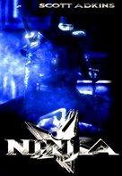 Ninja - DVD cover (xs thumbnail)