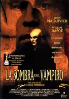 Shadow of the Vampire - Spanish Movie Poster (xs thumbnail)