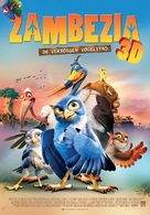 Zambezia - Dutch Movie Poster (xs thumbnail)