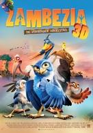Zambezia - Dutch Movie Poster (xs thumbnail)