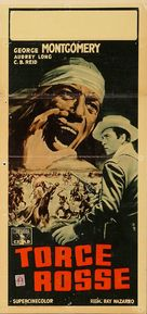 Indian Uprising - Italian Movie Poster (xs thumbnail)