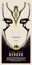 Star Trek Beyond - British Movie Poster (xs thumbnail)
