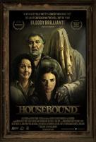 Housebound - New Zealand Movie Poster (xs thumbnail)