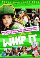 Whip It - British Movie Cover (xs thumbnail)