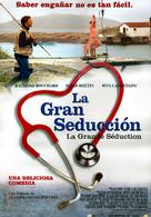 La grande séduction - Mexican Movie Poster (xs thumbnail)