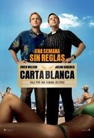 Hall Pass - Spanish Movie Poster (xs thumbnail)