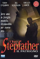 The Stepfather - Italian DVD cover (xs thumbnail)