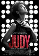 Judy - Portuguese Movie Poster (xs thumbnail)