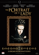 The Portrait of a Lady - Norwegian DVD cover (xs thumbnail)