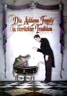 Addams Family Values - German Movie Poster (xs thumbnail)