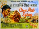 Come Next Spring - British Movie Poster (xs thumbnail)