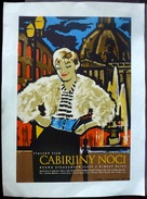 Le notti di Cabiria - Czech Movie Poster (xs thumbnail)