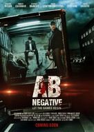 AB Negative - Movie Poster (xs thumbnail)