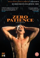 Zero Patience - British Movie Cover (xs thumbnail)