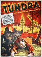 Tundra - Danish Movie Poster (xs thumbnail)