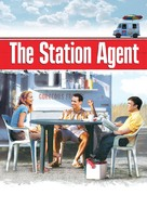 The Station Agent - DVD cover (xs thumbnail)