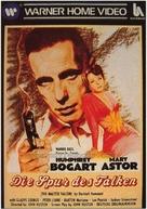 The Maltese Falcon - German DVD movie cover (xs thumbnail)