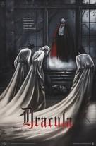 Dracula - Homage movie poster (xs thumbnail)