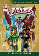 """Avengers"" - Polish DVD cover (xs thumbnail)"