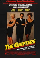 The Grifters - Movie Poster (xs thumbnail)