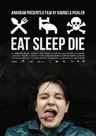 Äta sova dö - Movie Poster (xs thumbnail)