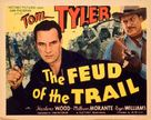 The Feud of the Trail - Movie Poster (xs thumbnail)