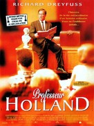 Mr. Holland's Opus - French Movie Poster (xs thumbnail)