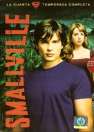"""Smallville"" - Argentinian DVD movie cover (xs thumbnail)"