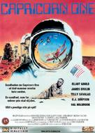 Capricorn One - Danish Movie Cover (xs thumbnail)