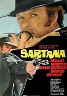 Buon funerale, amigos!... paga Sartana - German Movie Poster (xs thumbnail)