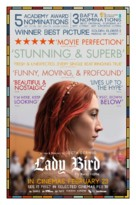 Lady Bird - British Movie Poster (xs thumbnail)