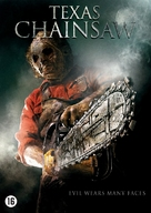 Texas Chainsaw Massacre 3D - Dutch DVD movie cover (xs thumbnail)
