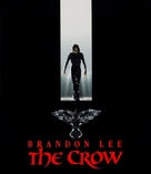 The Crow - German Movie Cover (xs thumbnail)