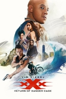 xXx: Return of Xander Cage - Movie Cover (xs thumbnail)
