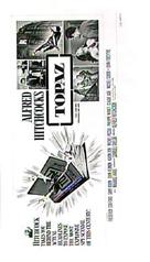 Topaz - British Movie Poster (xs thumbnail)