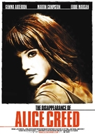 The Disappearance of Alice Creed - Belgian Movie Poster (xs thumbnail)