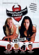 The Underground Comedy Movie - Italian Movie Poster (xs thumbnail)
