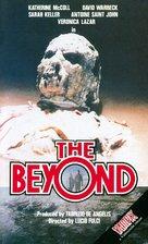 E tu vivrai nel terrore - L'aldilà - British VHS cover (xs thumbnail)