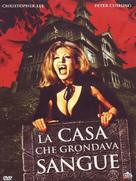 The House That Dripped Blood - Italian DVD movie cover (xs thumbnail)