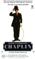 Chaplin - Australian Movie Cover (xs thumbnail)