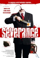 Severance - Spanish Movie Poster (xs thumbnail)