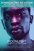 Moonlight - Brazilian Movie Poster (xs thumbnail)